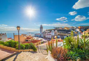 Bezienswaardigheden Tenerife